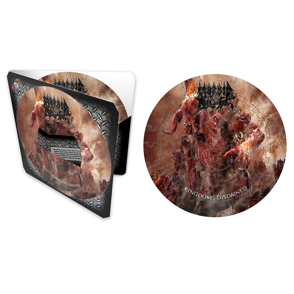 Morbid Angel - Kingdoms Disdained (72 Piece Jigsaw Puzzle)