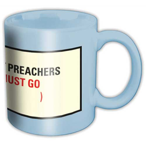 Manic Street Preachers - Everything Must Go (Blue)