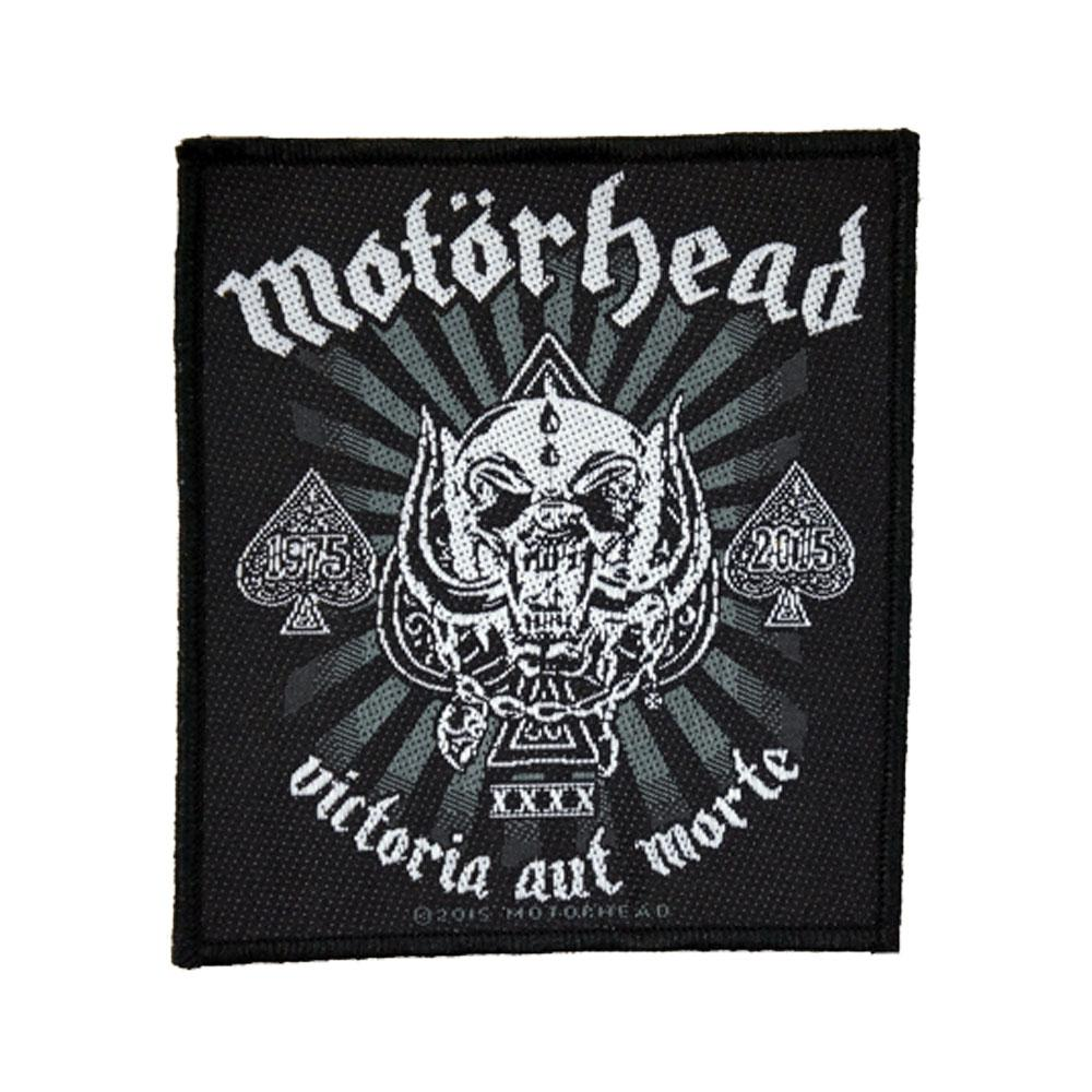 Motorhead - 40th Anniversary Fabric Patch