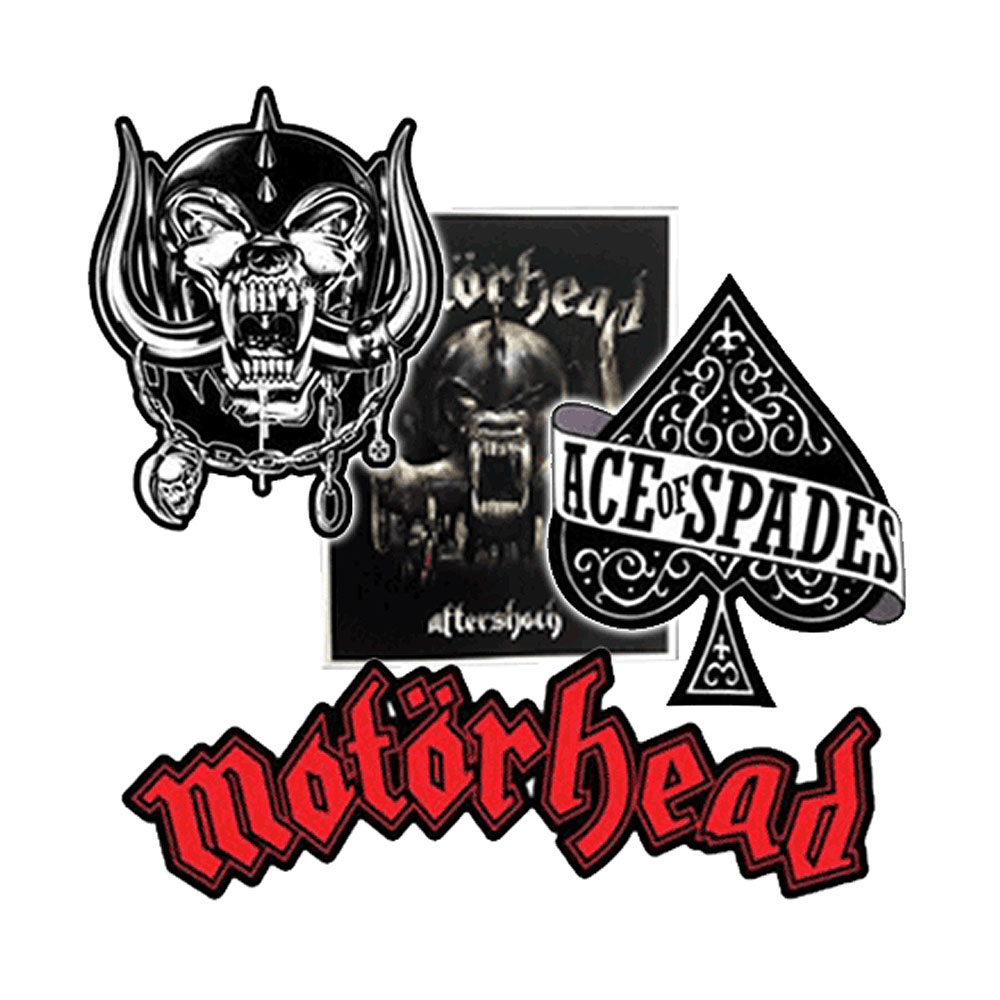 Motorhead - Sticker Set