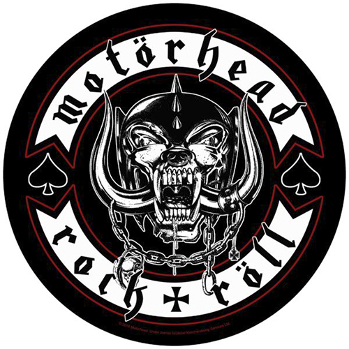 Motorhead - Biker Patch