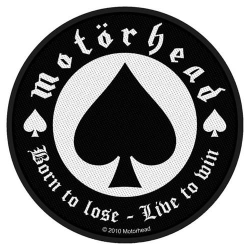 Motorhead - Born To Lose Patch