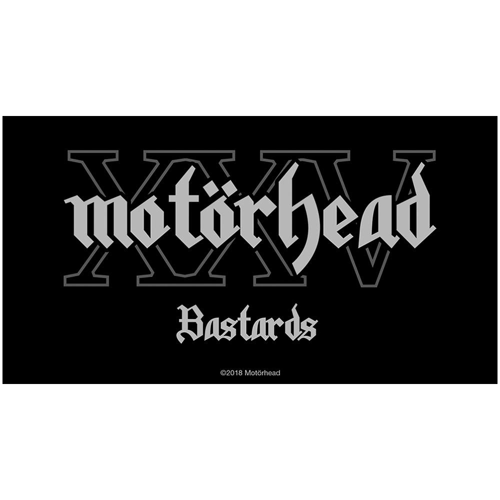 Motorhead - Bastards XXV Patch