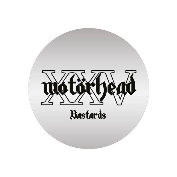 Motorhead - XXV Bastards Pin Badge