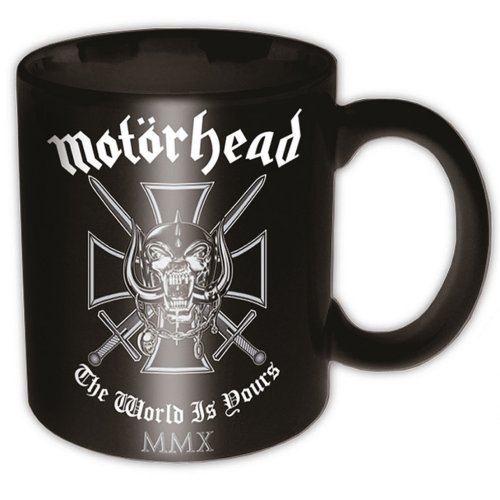 Motorhead - Iron Cross (Black)