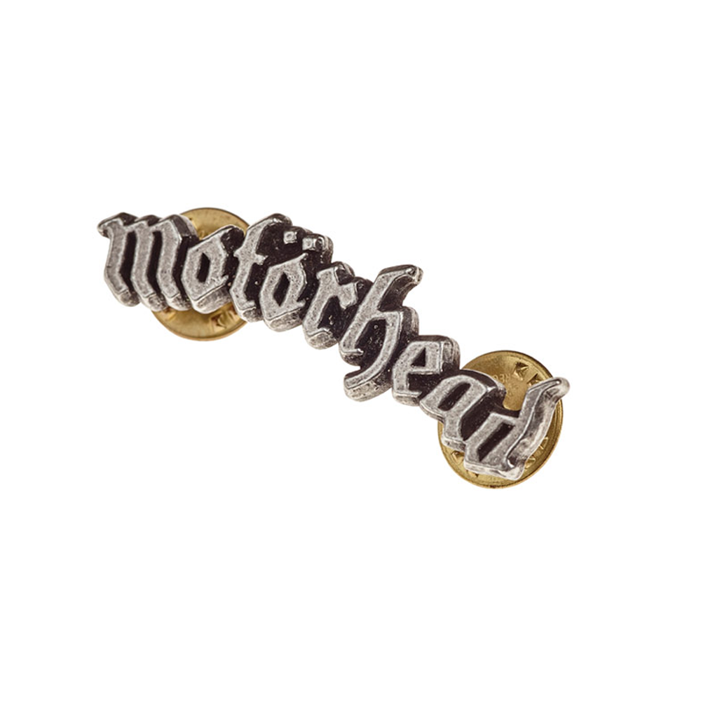 Motorhead - Logo Pin Badge