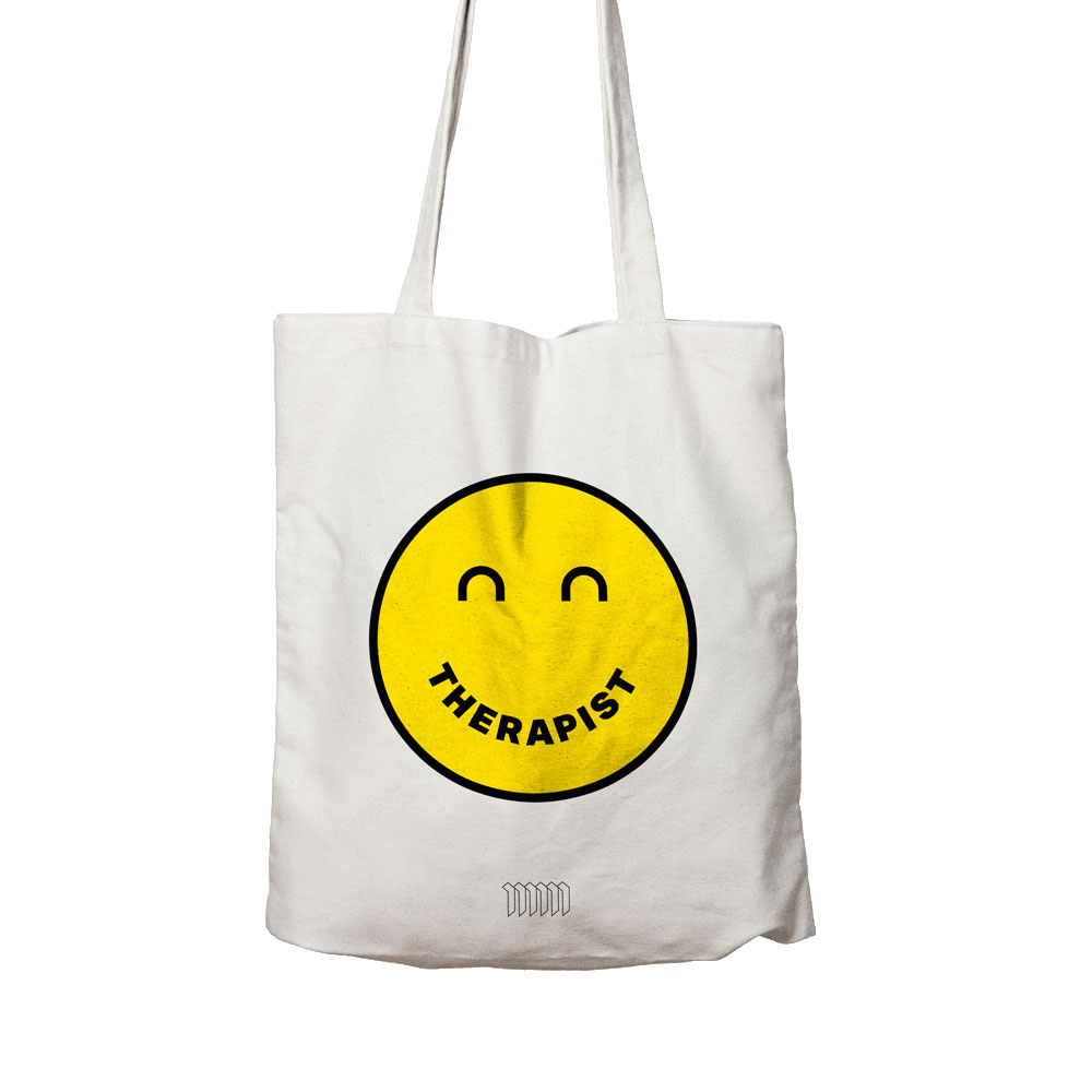 Mae Muller - Therapist Tote Bag