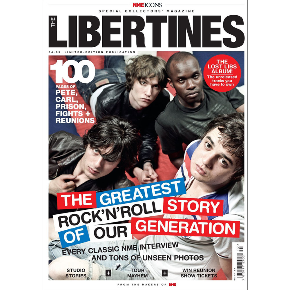 NME - The Libertines Special Issue