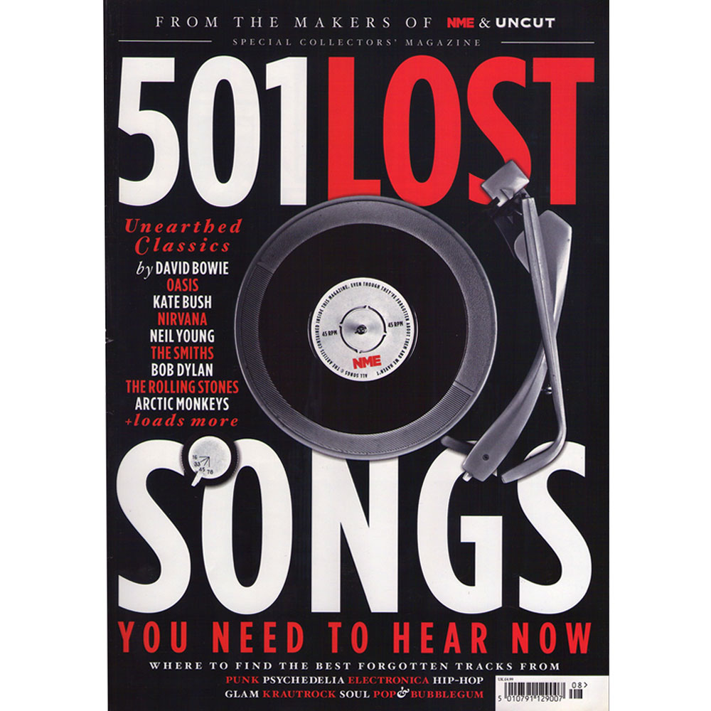NME - 501 Lost Songs