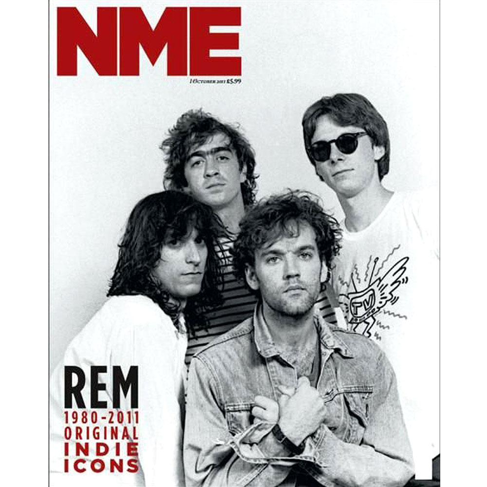 NME - Limited edition REM Issue
