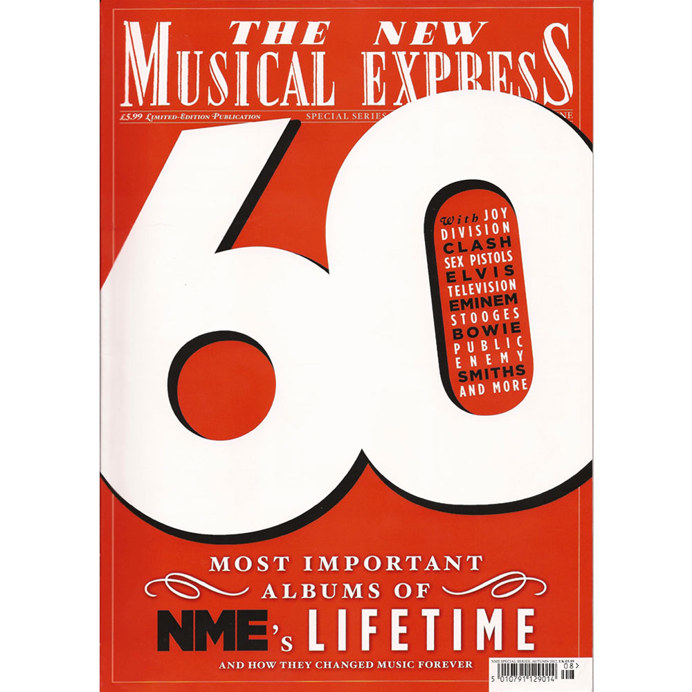 NME - 60 Most Important Albums