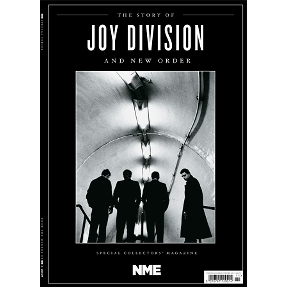 NME - Joy Division - Collectors Magazine