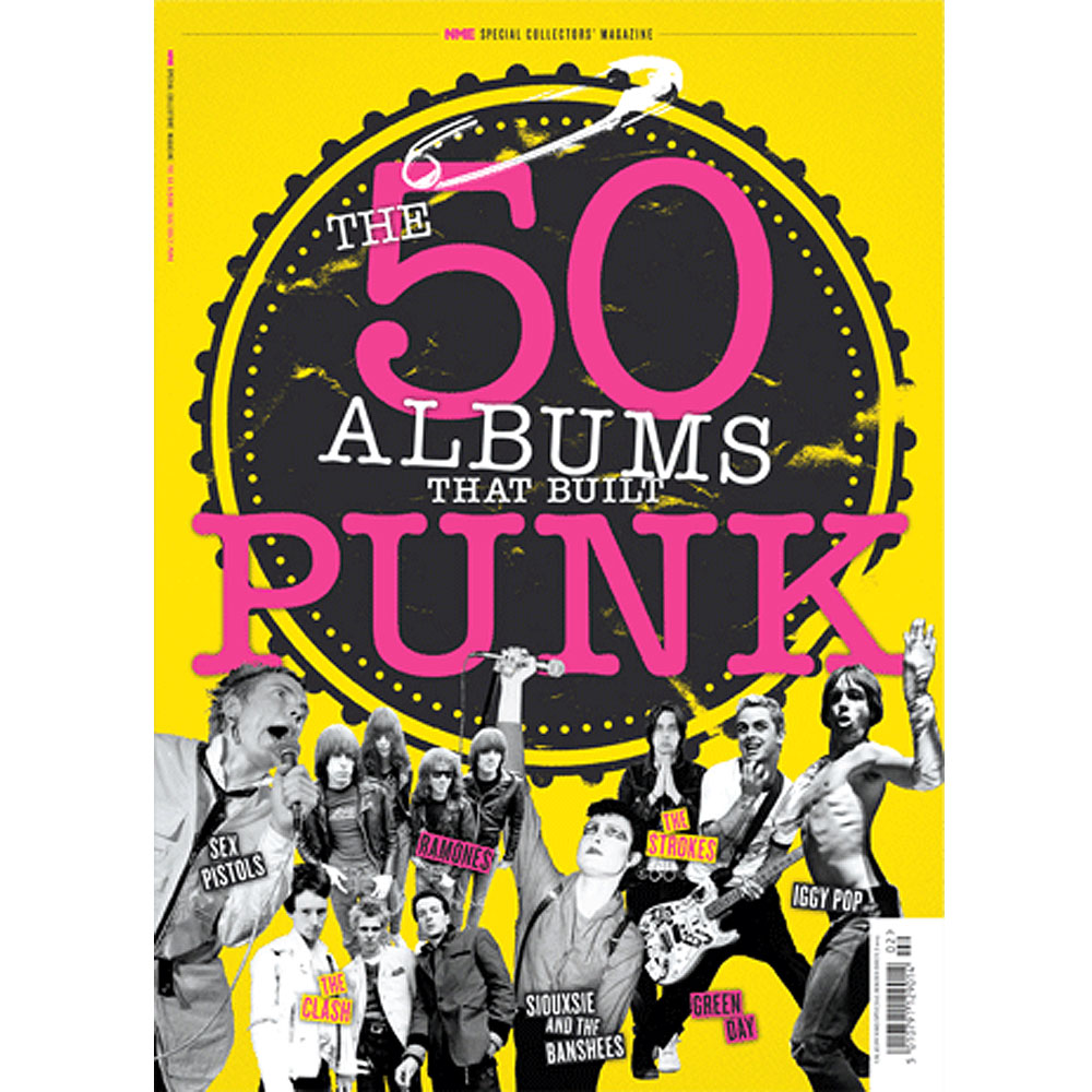 NME - The 50 Albums That Built PUNK