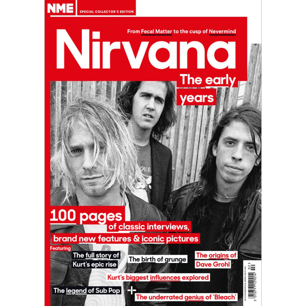 NME - Nirvana - Collectors Magazine