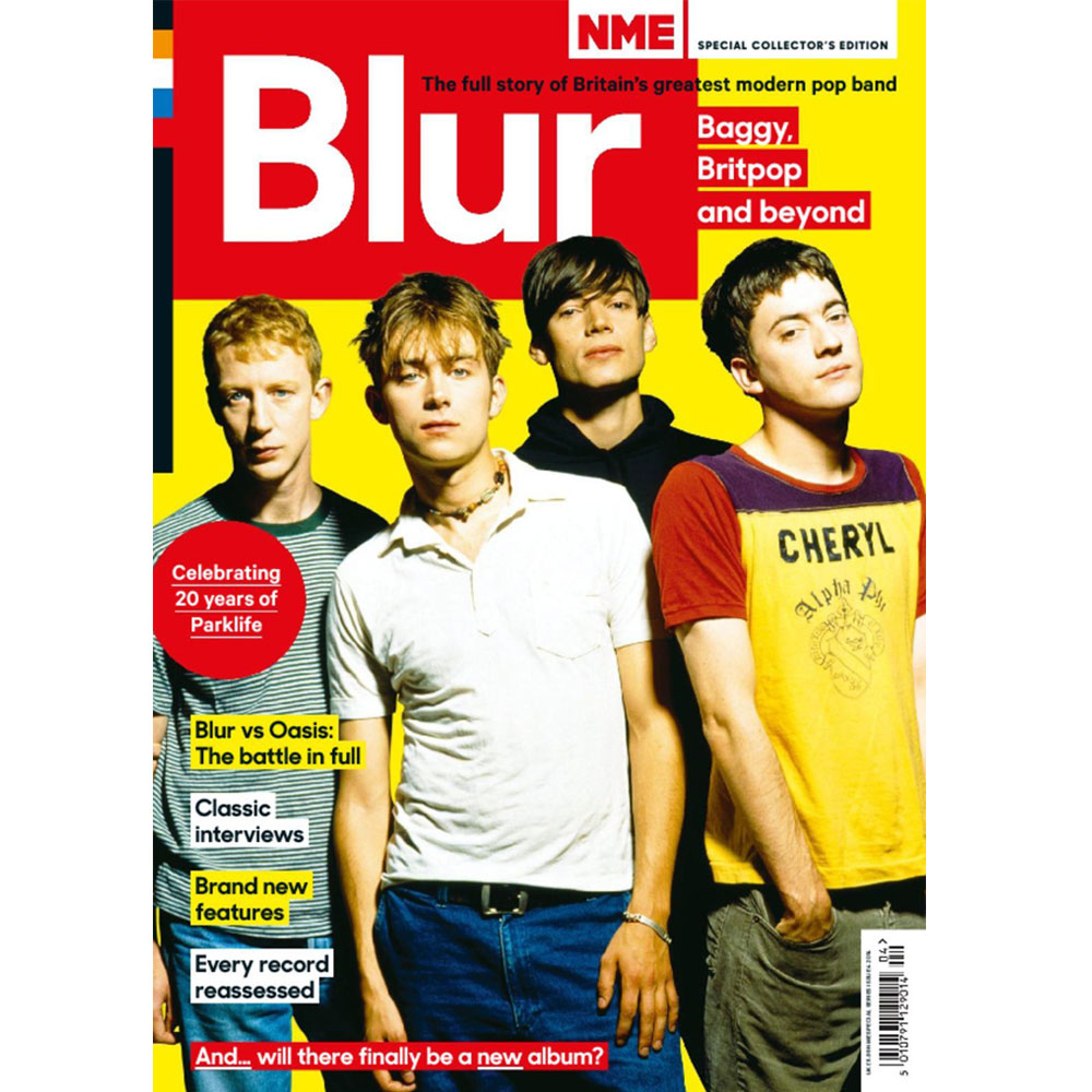 NME - Blur - Collectors Magazine