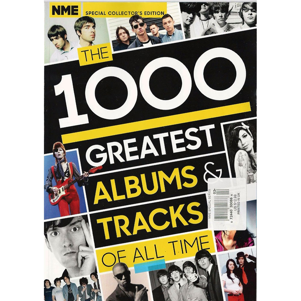 NME - 1000 Greatest Albums & Tracks Of All Time
