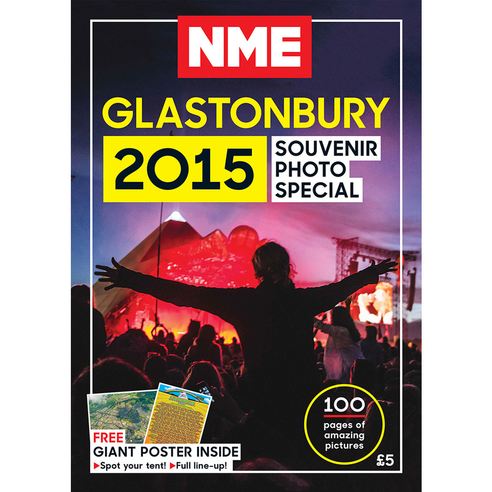 NME - Glastonbury 2015 Souvenir Issue