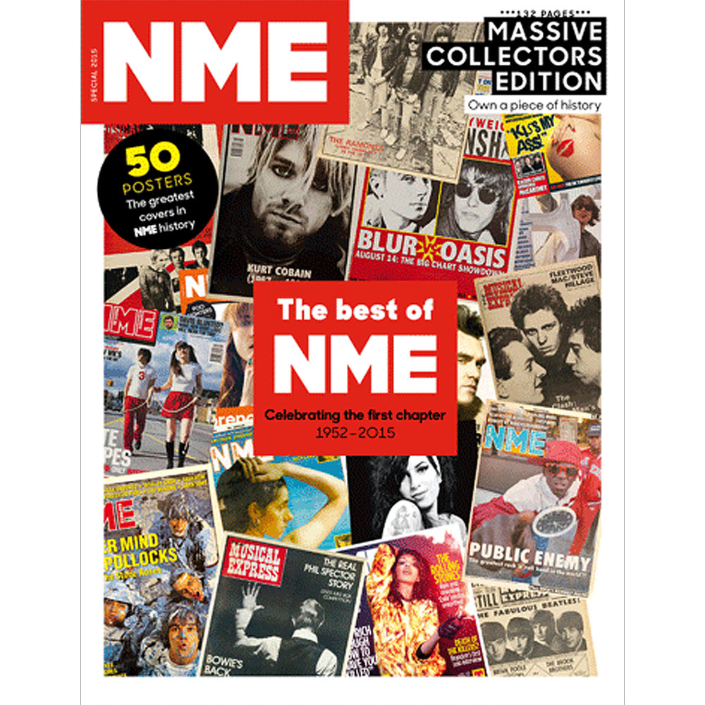 NME - Commemorative Issue