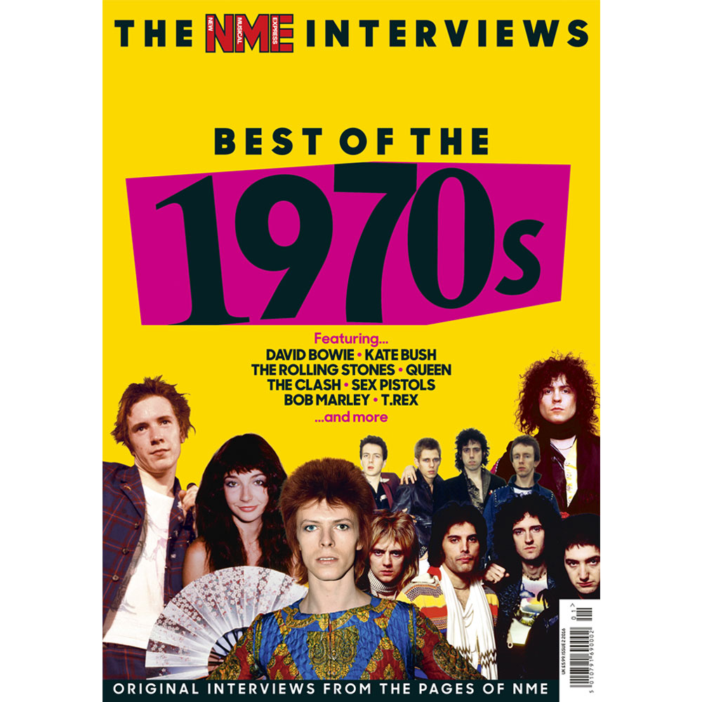 NME - The Best Of The 1970's
