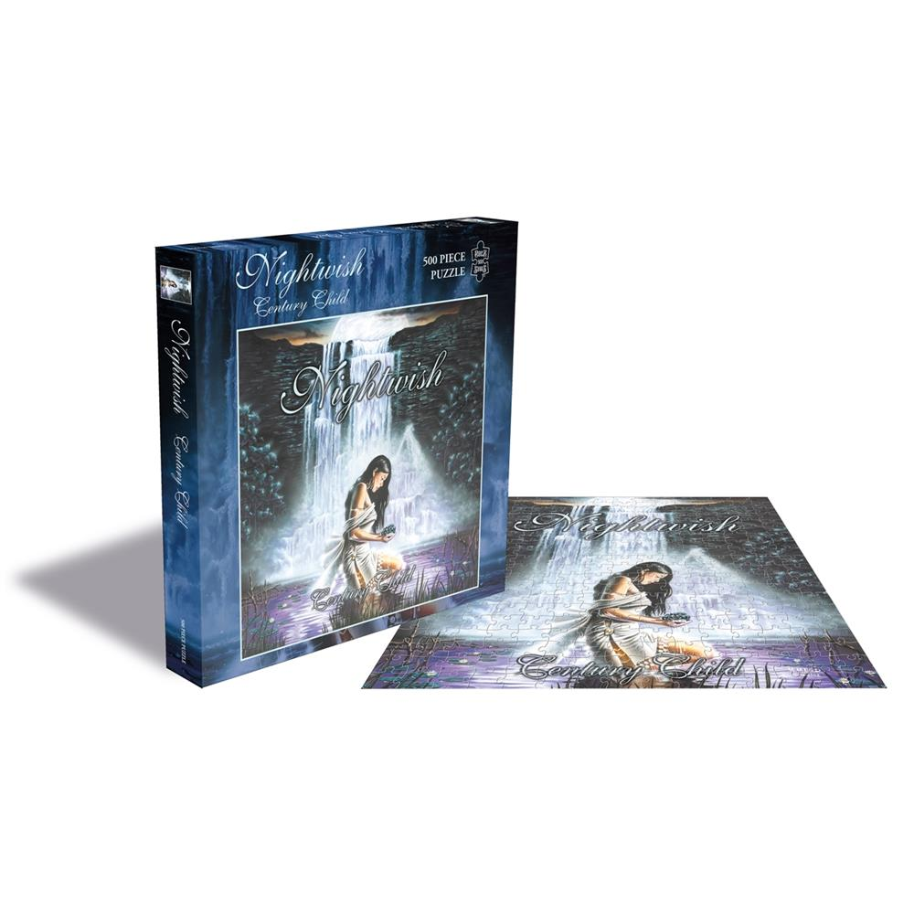 Nightwish - CENTURY CHILD (500 PIECE JIGSAW PUZZLE)
