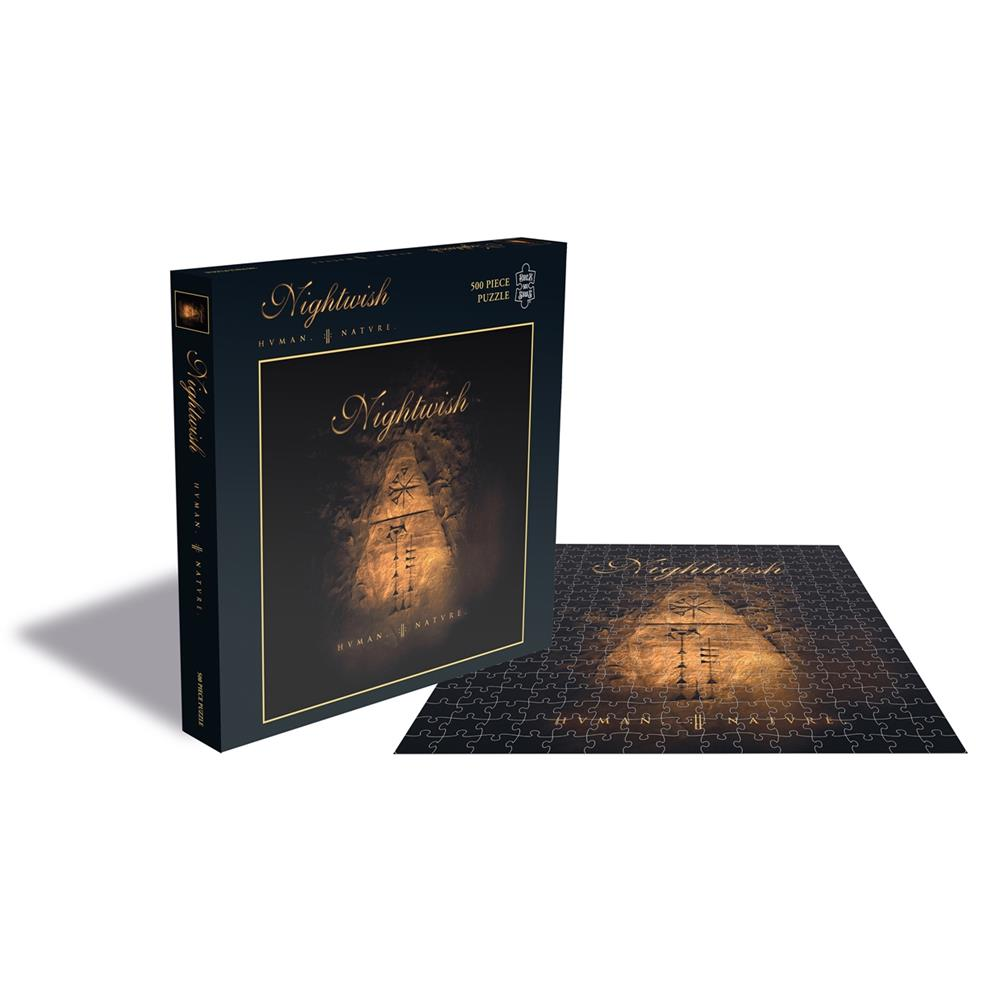 Nightwish - HUMAN NATURE (500 PIECE JIGSAW PUZZLE)