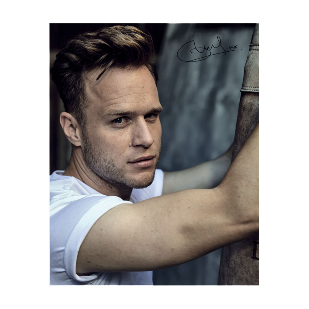Olly Murs - 3 Piece Photocard Set