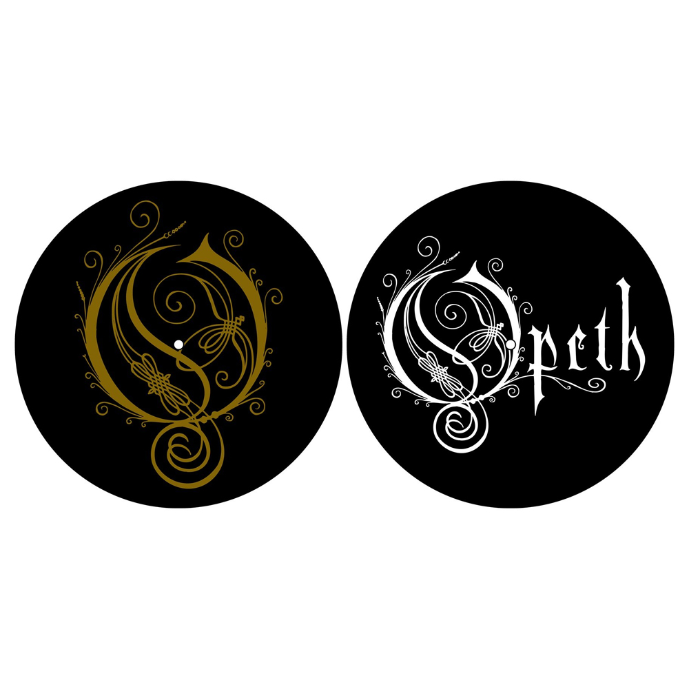 Opeth - Logo / O Slipmat Set