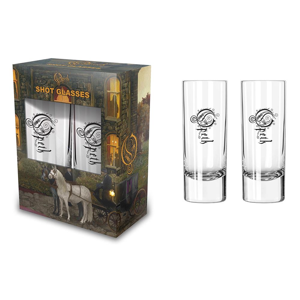 Opeth - In Caude Venenum (Shot Glasses)