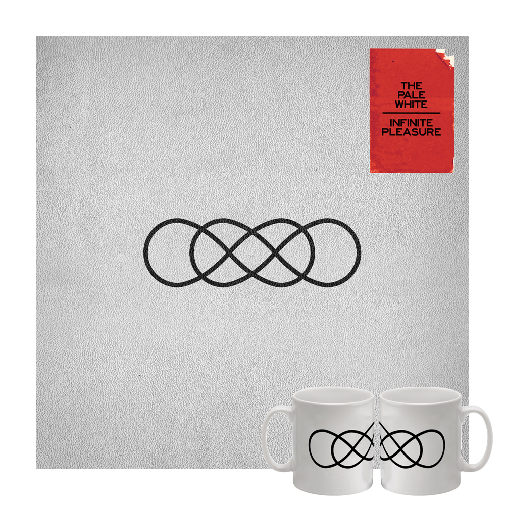 THE PALE WHITE - Infinite Pleasure digital album & Mug Bundle