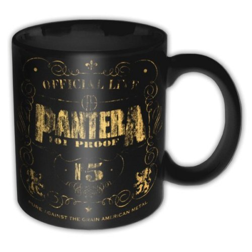 Pantera - Proof (Black)