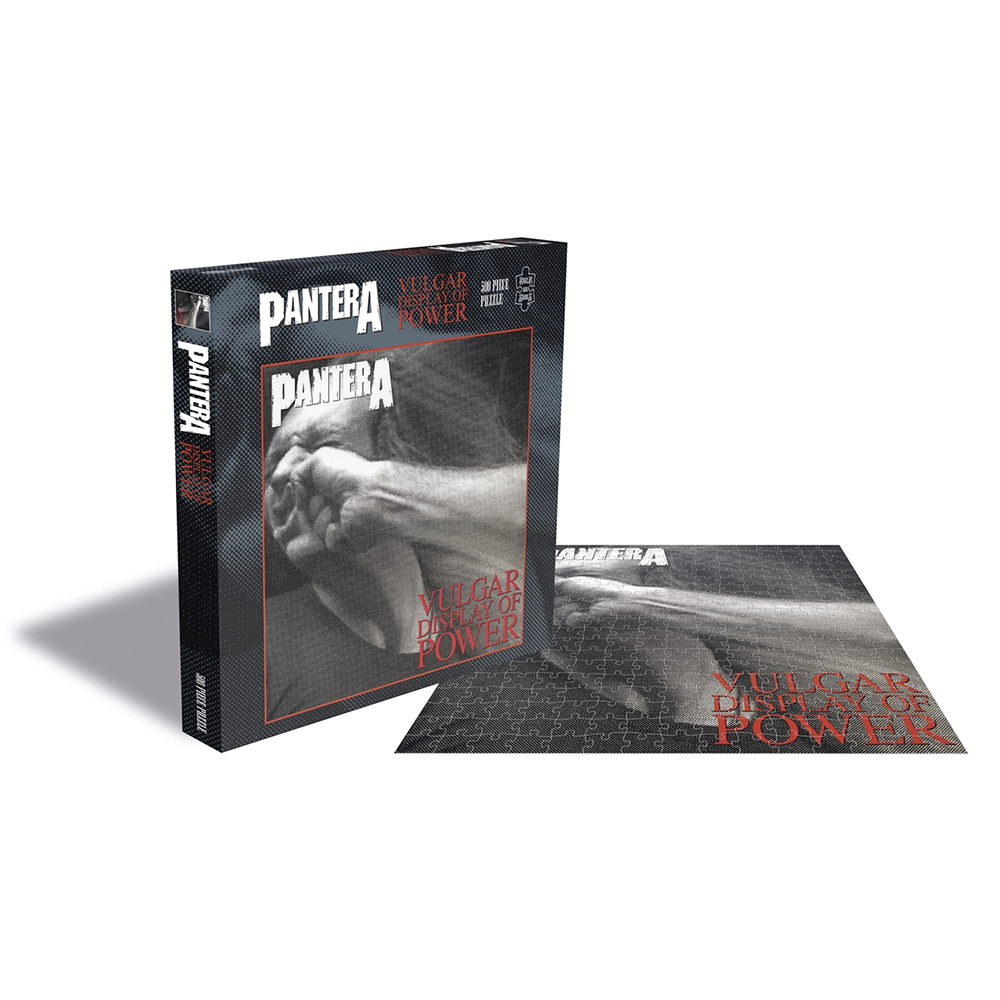 Pantera - Vulgar Display of Power (500 Piece Jigsaw Puzzle)