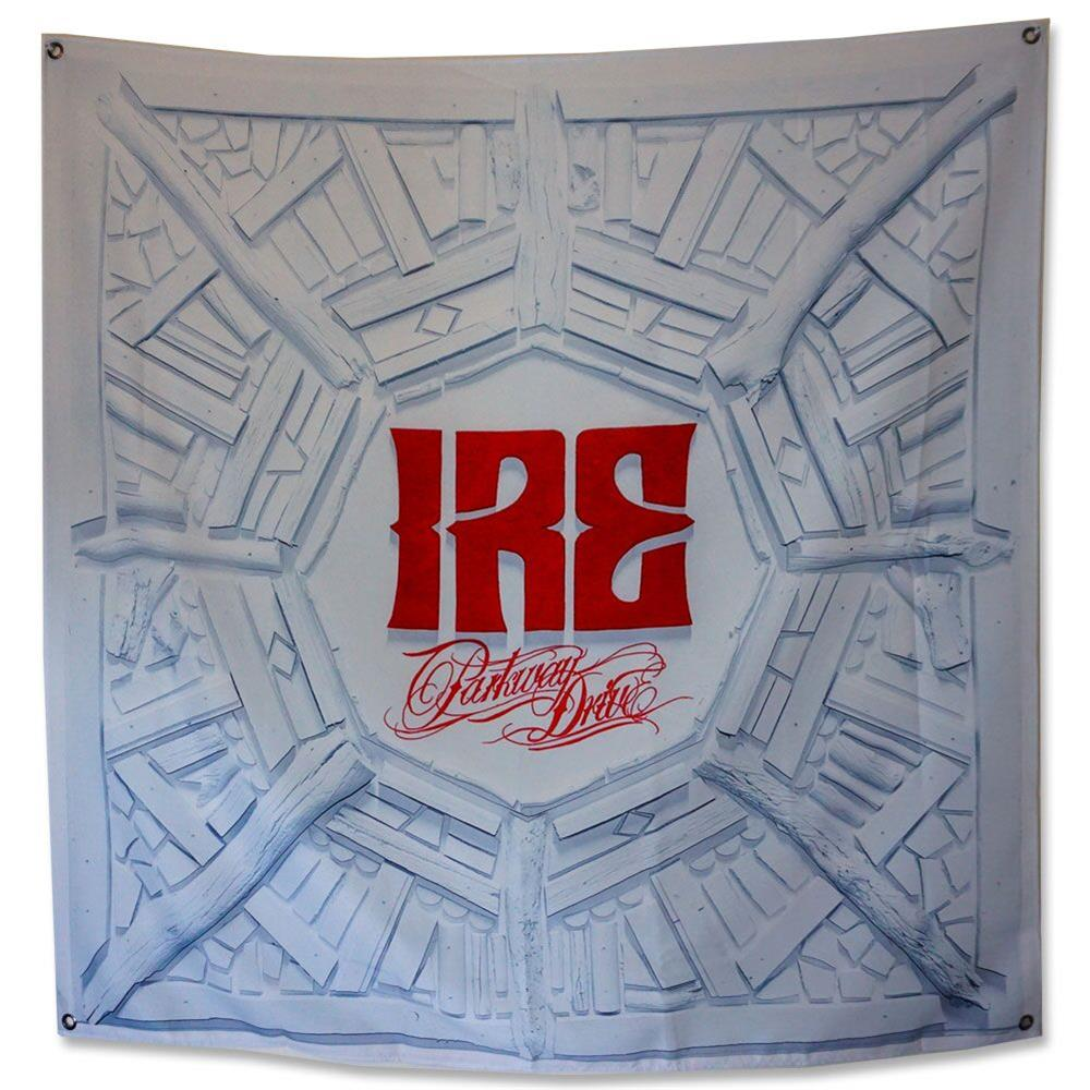 Parkway Drive - Ire (White)