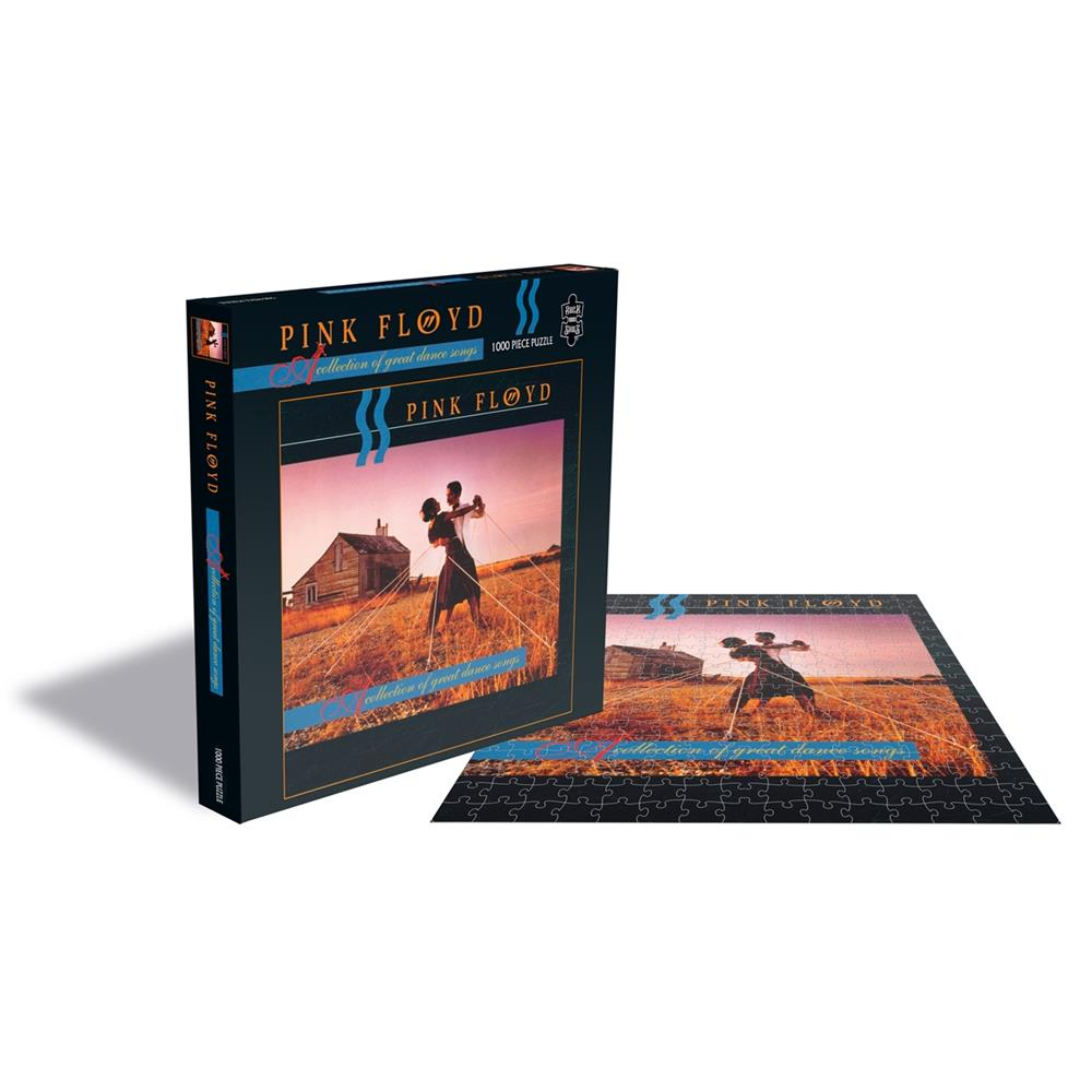 Pink Floyd - A Collection of Great Dance Songs (500 Piece Jigsaw Puzzle)