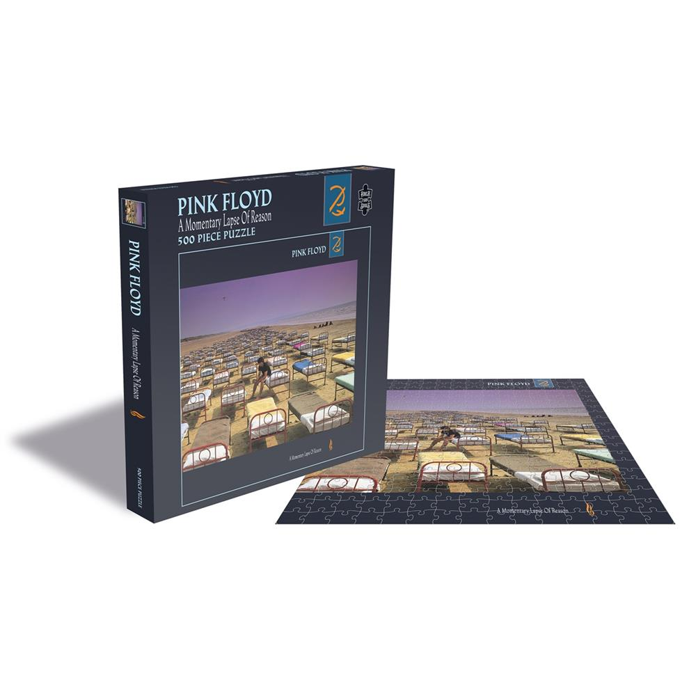 Pink Floyd - A Momentary Lapse of Reason (500 Piece Jigsaw Puzzle)