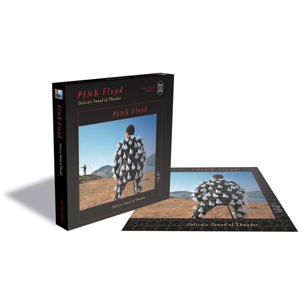 Pink Floyd - Delicate Sound Of Thunder (500 Piece Jigsaw)