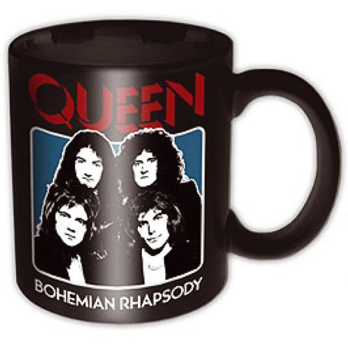 Queen - Bohemian Rhapsody (Black)