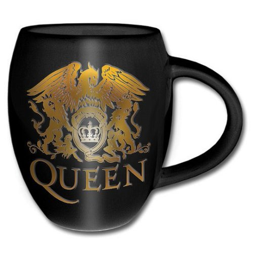 Queen - Gold Crest (Black)