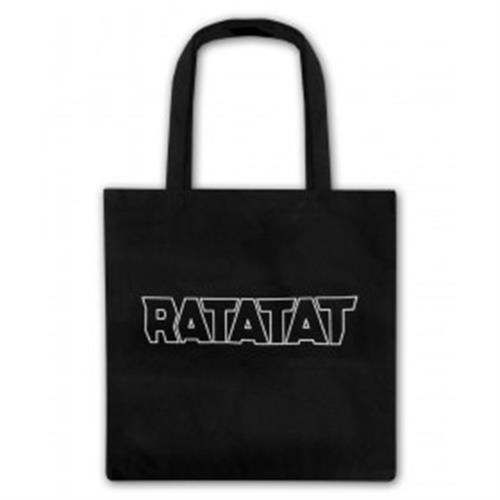 Ratatat - Outline Logo (Black)