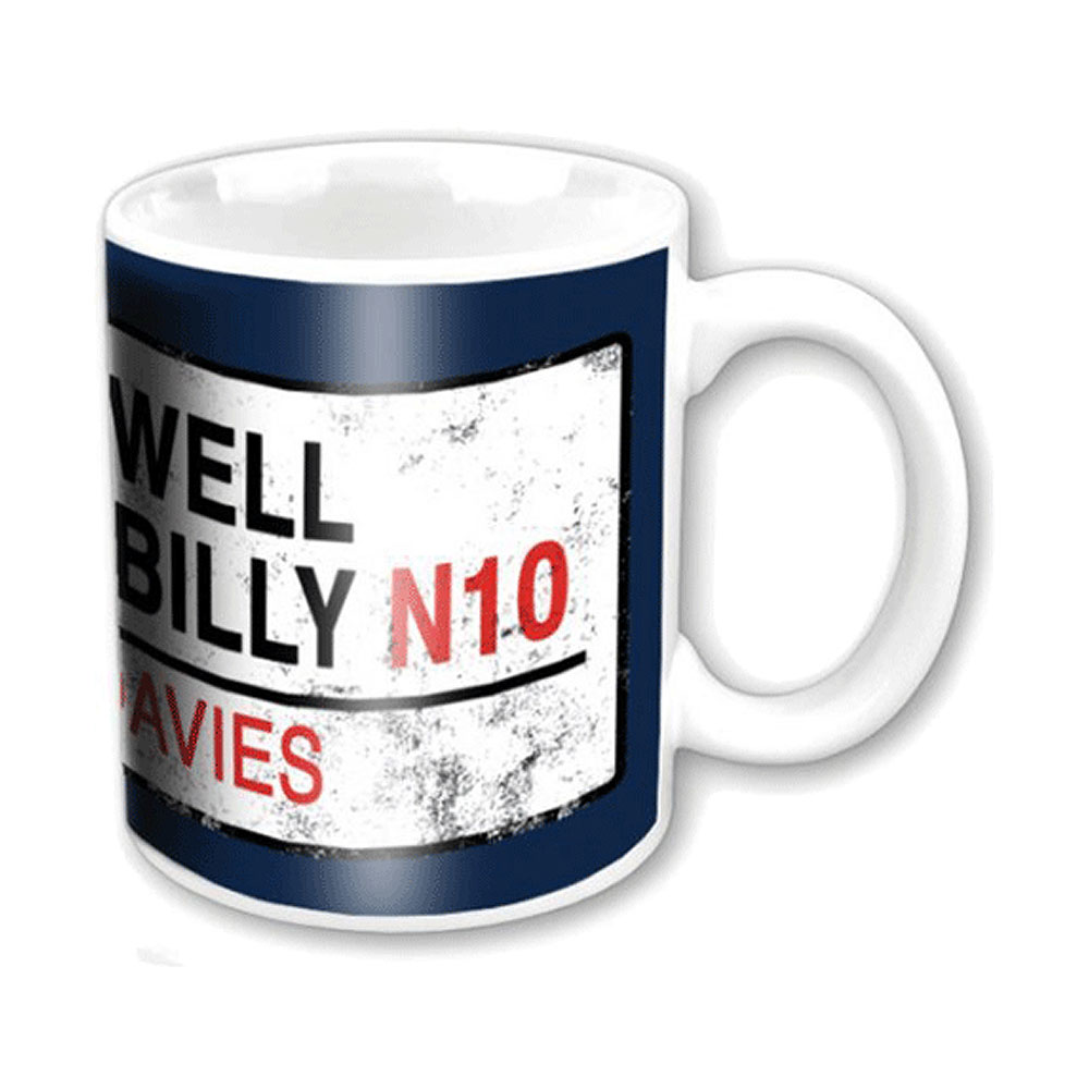 Ray Davies - Muswell Hillbilly N10 Road Sign (Boxed Mug)