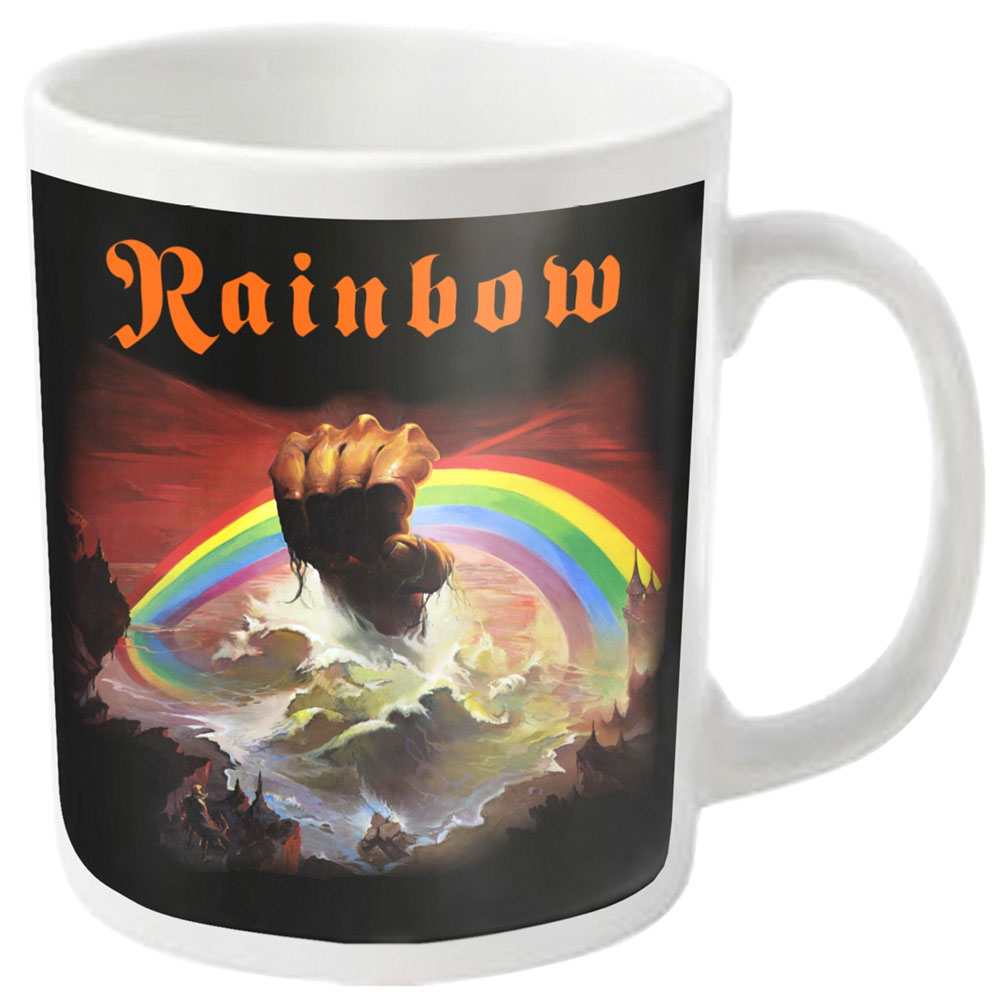 Rainbow - Rising (White Mug)