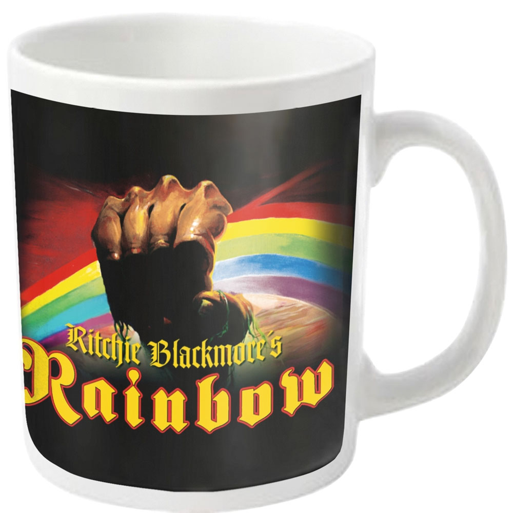 Rainbow - Monsters Tour (White Mug)