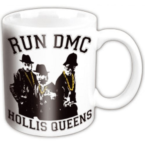 Run-DMC - Holis Queens Pose (White)