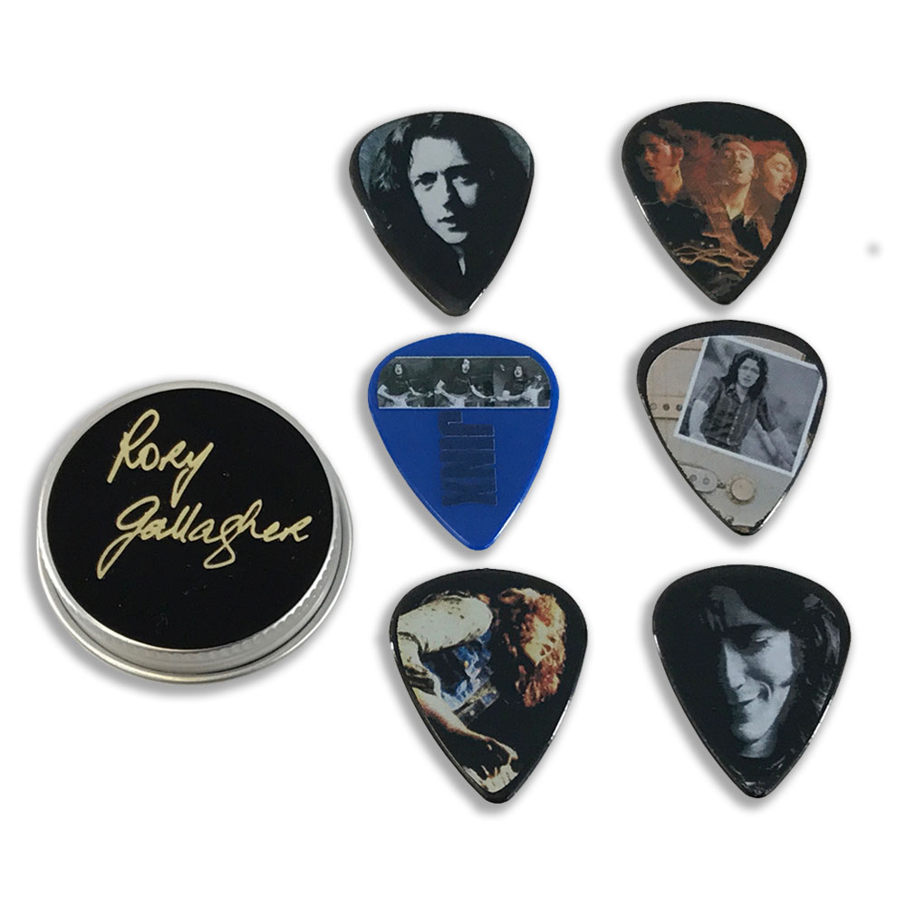 Rory Gallagher - Pick Tin Set One