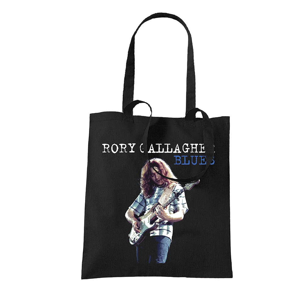 Rory Gallagher - Blues (Tote Bag)