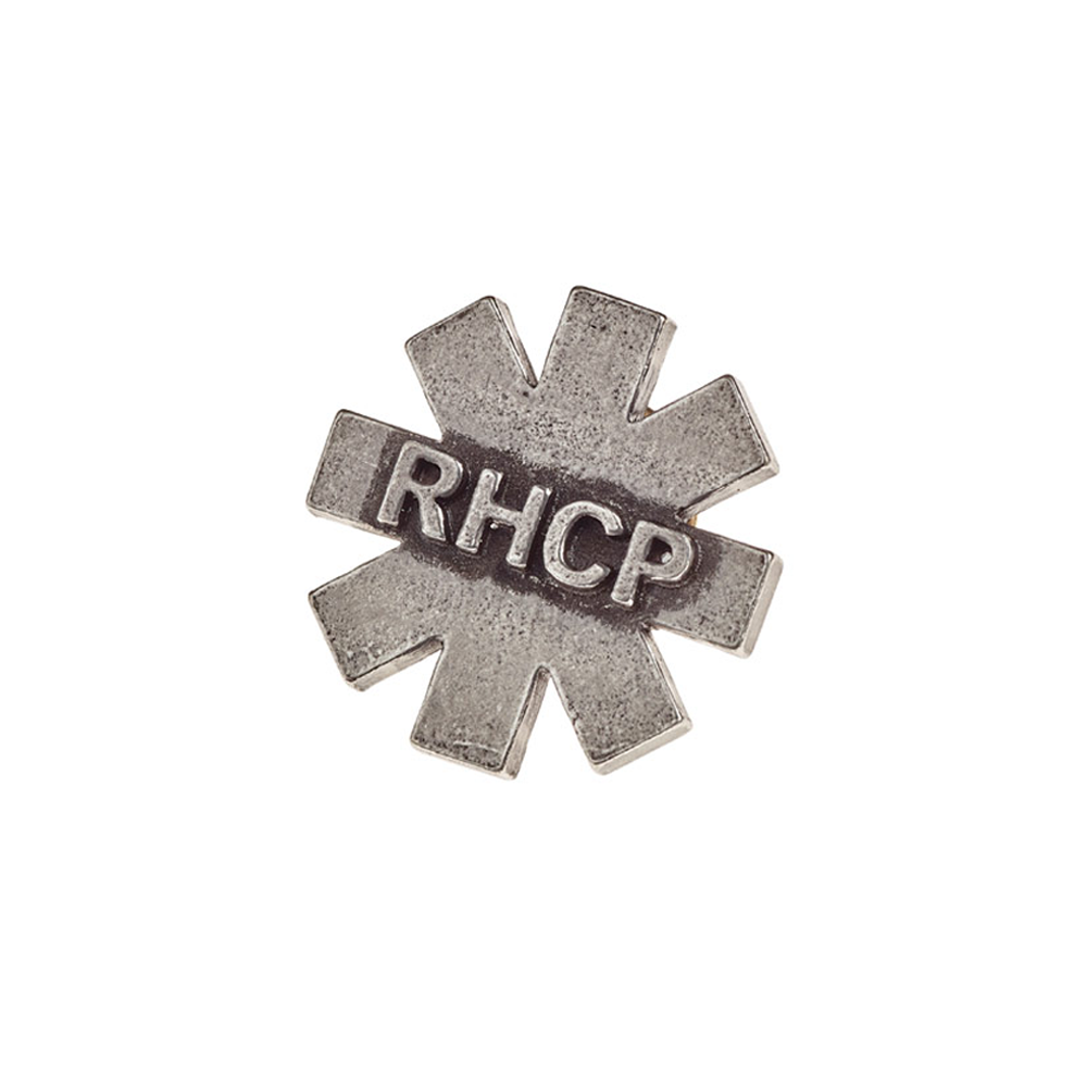 Red Hot Chili Peppers - Asterisk Star Pin Badge