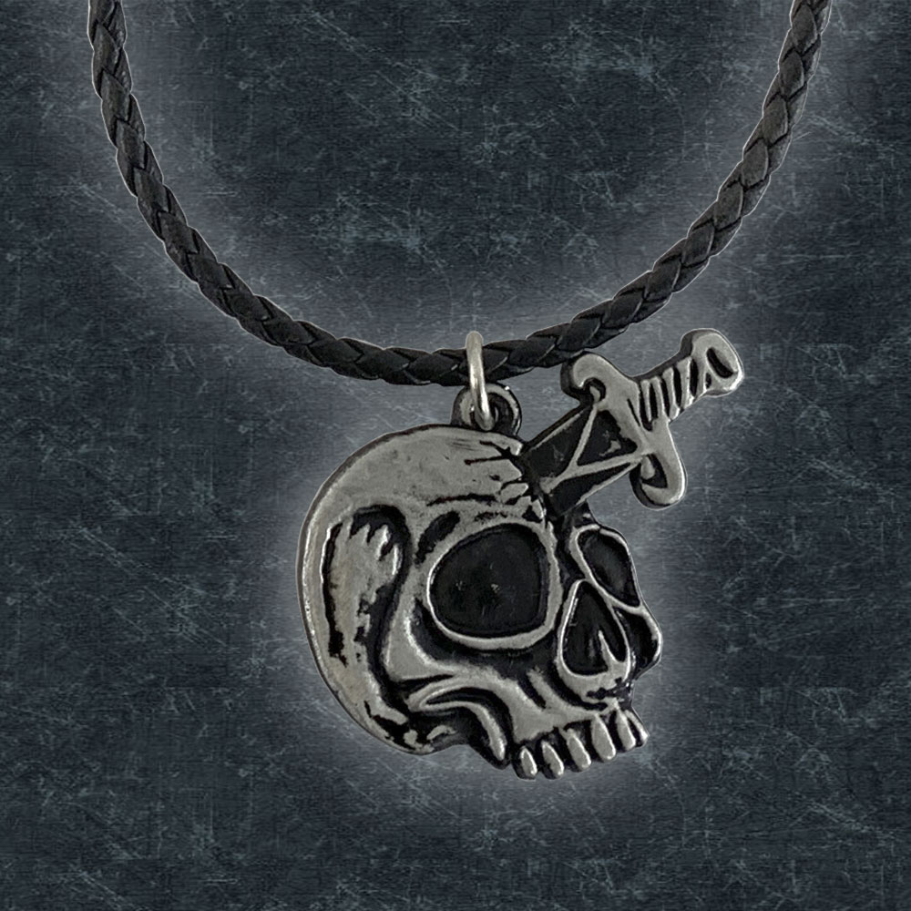 RuneScape - Slayer Pewter Pendant