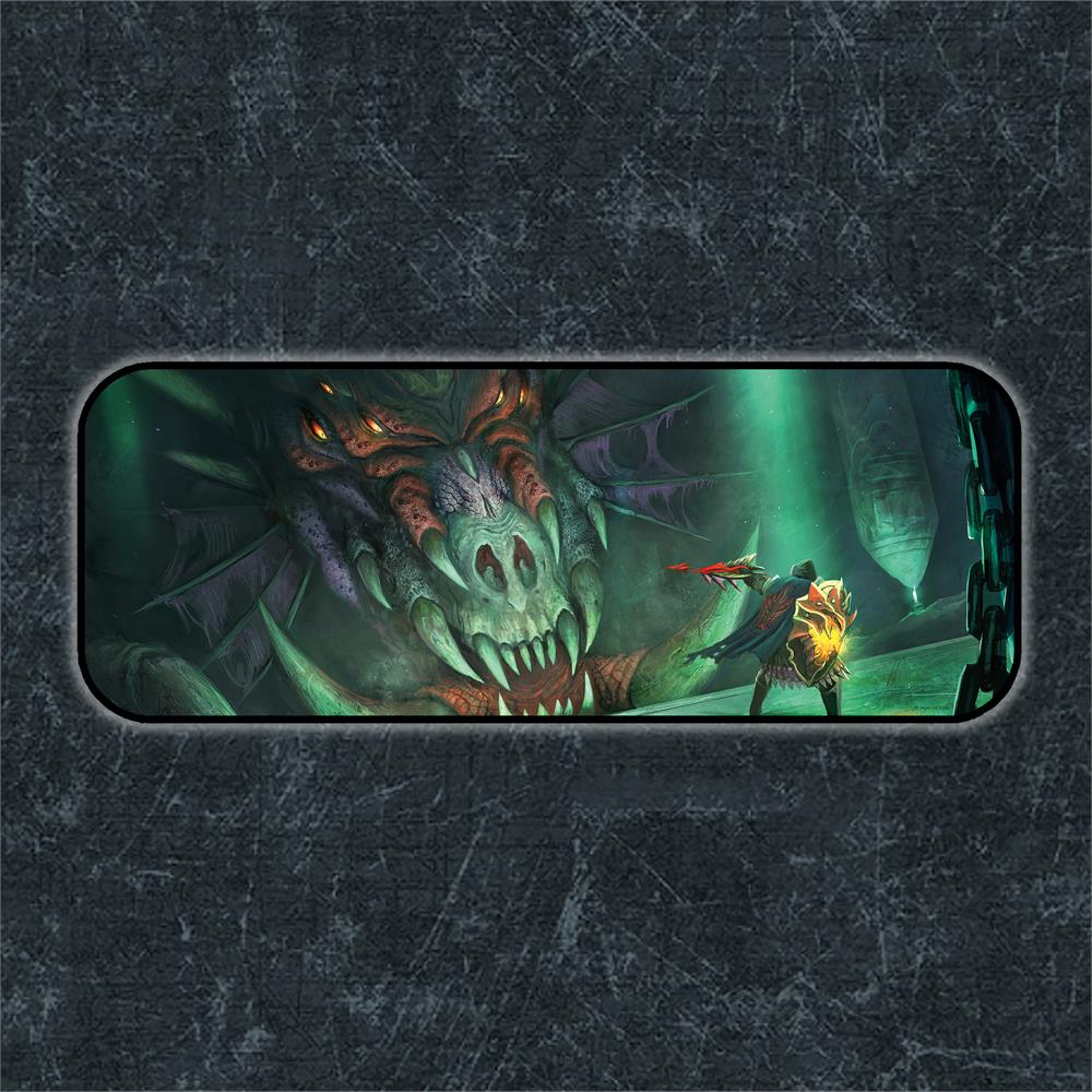 RuneScape - Queen Black Dragon Deskmat