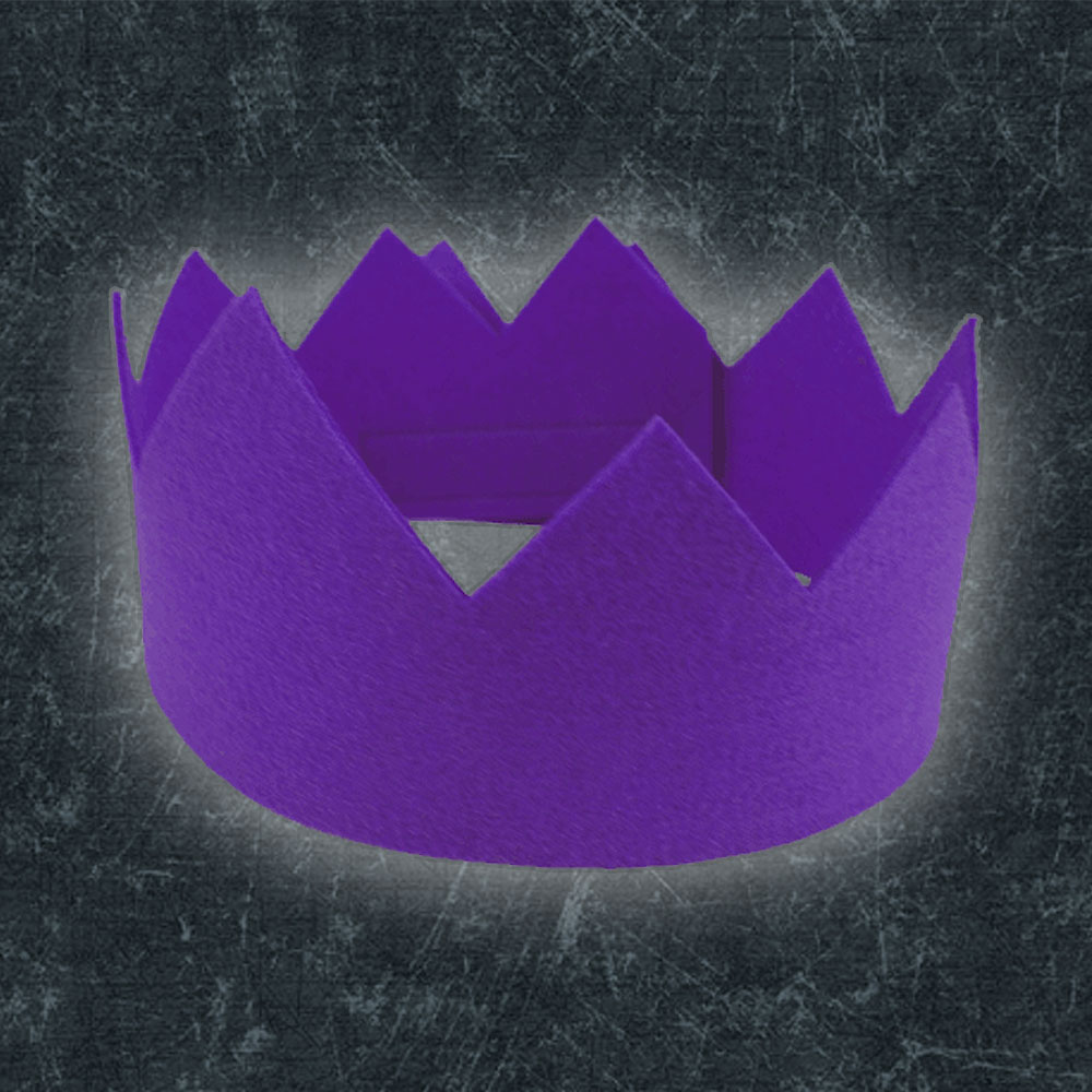 RuneScape - Purple Party Hat