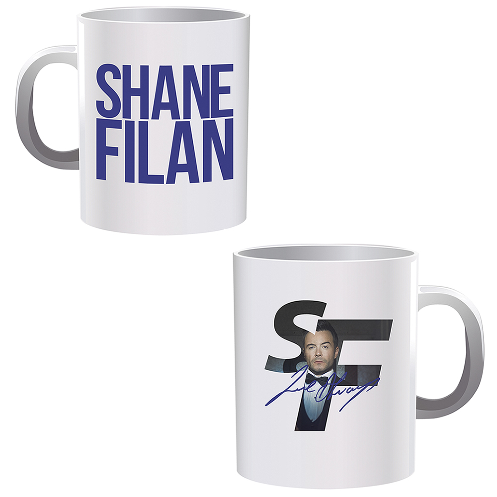 Shane Filan -   Love Always Mug