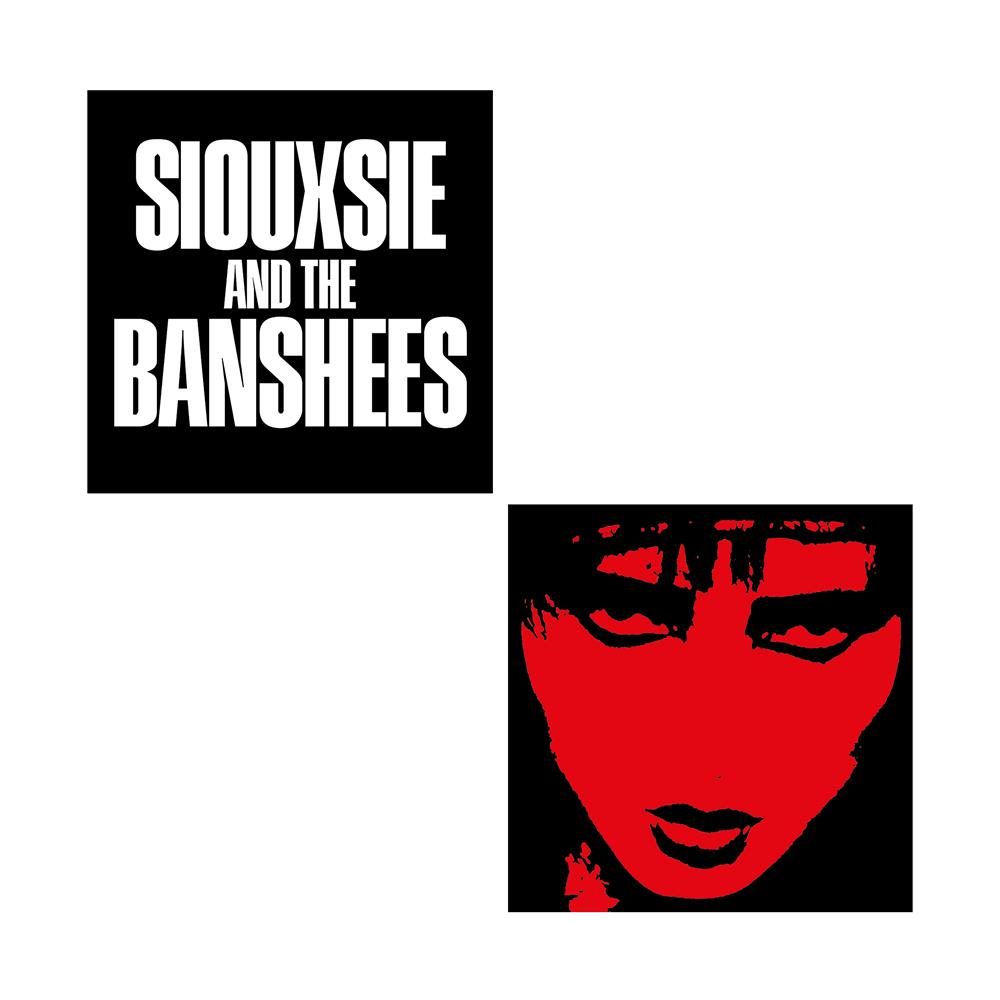 Siouxsie And The Banshees - ONCE UPON A TIME BADGE SET